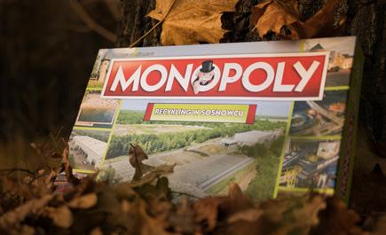 Gra Monopoly Recykling w Sosnowcu